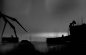 Limbo has fairly straightforward gameplay and minimal controls, but the environmental challenges provide depth.