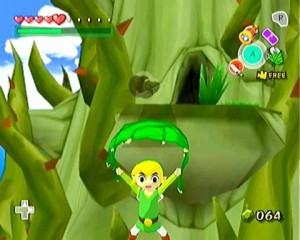 The puzzles in the Legend of Zelda series encourage the player to utilize Link's wide variety of gadgets.